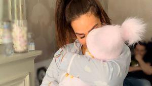 """""""Mein Engel"""": So gedenkt Ashley Cains Freundin ihrer Tochter"""