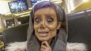 """Blasphemie"": Irans Angelina-Jolie-Double Sahar festgenommen"