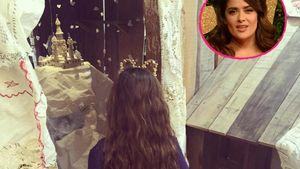 Salma Hayeks Tochter spendet Haare für krebskranke Kinder