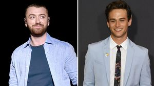 "Süßes Knutsch-Pic: Sam Smith datet ""13 Reasons Why""-Star!"