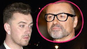 Sam Smith und George Michael (✝)