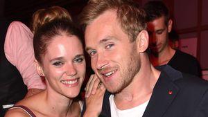 Samuel & Sarah Koch: Das 1. Mal als Ehepaar vor der Kamera