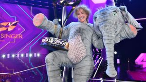 """Große Sängerin: Babyelefant gewinnt """"Masked Singer Austria"""""""