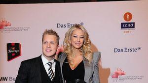 Oliver Pocher und Sandy Meyer-Wölden
