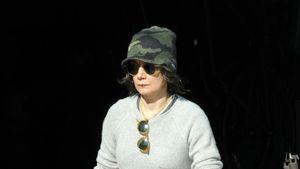 Nach Trennung: Sara Gilbert schon ohne Ehering unterwegs!