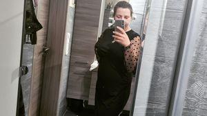 Neu-Mama Sarafina Wollny gibt Update zu ihren Zwillingen