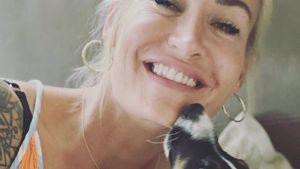 """""""Willkommen, Johnny"""": Sarah Connor ist auf den Hund gekommen"""