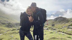 Mit Pärchenfoto: Sarah Connor gratuliert ihrem Mann Florian