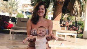Schon 16 Wochen alt: Sarah & Mia Rose strahlen um die Wette