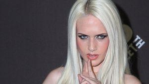 Die Knappik macht sich nackig: Sarah K. im Playboy