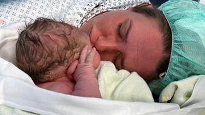 """""""Das erste und letzte Foto"""": Sarah Knappik teilt Babybild!"""