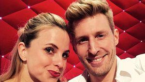 "Sarah Latton und Maximilian Arland bei ""Let's Dance"""