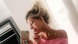 """Sarah Nowaks """"Jo-Jo""""-Babybauch: Morgens klein, abends groß!"""