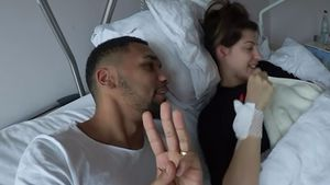Sarah Nowak & Dominic: Intime Klinik-Einblicke mit Mia Rose!