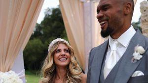 Fast ein Jahr her: Sarah Harrison erinnert sich an Hochzeit