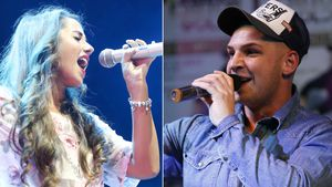 Geheim-Botschaft? Sarah & Pietro posten gleiches Lied-Cover!