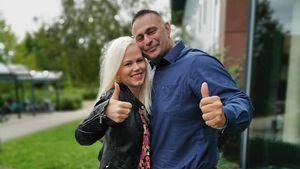 """""""Hochzeit auf ersten Blick""""-Tamara und Sascha noch Freunde?"""