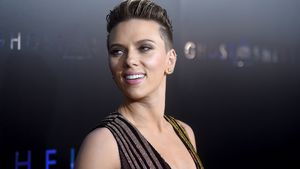"Scarlett Johansson bei der Filmpremiere von ""Ghost in The Shell"" in New York"