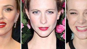Scarlett Johansson, Carey Mulligan und Poppy Delevigne