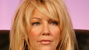 Schauspielerin Heather Locklear 2007 in Pasadena