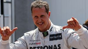 Michael Schumacher beim Grand Prix in Monaco, 2012