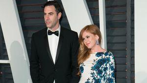 Isla Fisher & Sacha Baron Cohen: Es ist ein Junge!