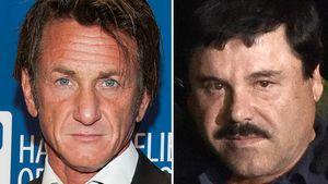 Für Interview! Sean Penn traf Drogenboss El Chapo auf Flucht