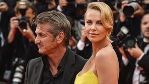 Sean Penn & Charlize Theron: Umzugswagen vor der Villa