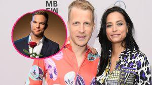 Mit Klobürste: Oli und Amira Pocher lachen über Bachelor