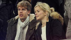 Ganz heimlich: Sebastian Vettel und Hanna haben geheiratet