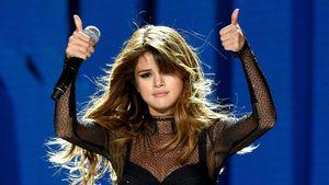 Selena Gomez im Juli 2016 bei ihrem Konzert in Los Angeles