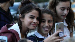 Nach Nieren-OP: Selena Gomez kann endlich wieder strahlen
