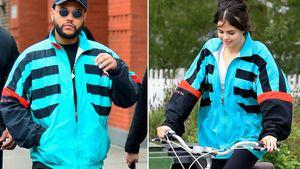 Verwirrung bei Selena: Sie trägt die Jacke von Ex The Weeknd