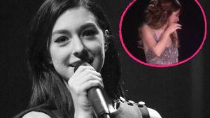 So traurig: Hier weint Selena Gomez um Christina Grimmie (✝)