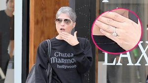 Verdächtiger Ring am Finger: Ist Selma Blair etwa verlobt?