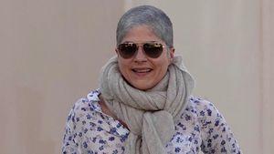 Wieder bei Kräften: Selma Blair ohne Gehhilfe unterwegs!