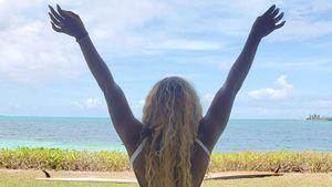 Heiß! Serena Williams begeistert Fans mit ihrer Kehrseite