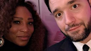Nach Geburts-Drama: Serenas Mann stolz auf Wimbledon-Erfolg!