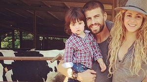 Shakira & Gerard Pique entspannen auf dem Land