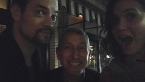 Shane West, Adam Shankman, Mandy Moore