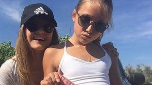 Davina und Shania Geiss, TV-Sternchen