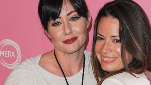 Shannen Doherty und Holly Marie Combs
