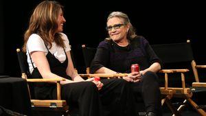 Carrie Fishers (†60) letzte Rolle: Gewinnt sie damit Emmy?