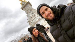 Nach zwei Jahren: Sila Sahin und Samuel genießen Liebes-Trip
