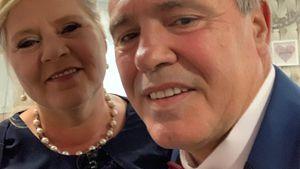 Silvia Wollny und Harald ganz gerührt von Sarafinas Hochzeit