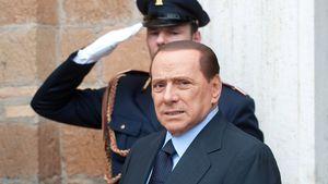 Nach fiesem Sturz: Silvio Berlusconi liegt im Krankenhaus!