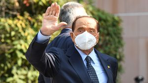 Nach Corona-Infektion: Silvio Berlusconi ernsthaft erkrankt