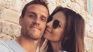 So selten & so verliebt: Laura Wontorra & ihr Simon Zoller!