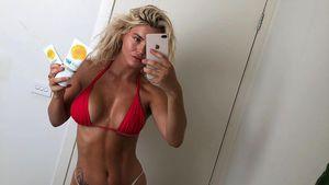 Seit drei Monaten Mama: Simone Ormesher flasht mit Mega-Body