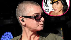 Sinéad O'Connor: Verbale Attacke gegen Kim Kardashian